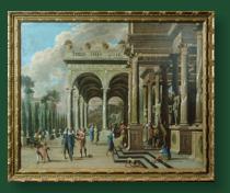 Антиквариат: картины старых мастеров 17 и 18 веков