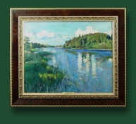 Антиквариат: русская живопись